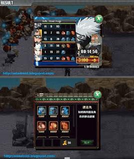 Naruto Senki v1.18 Debug 3 Apk Android