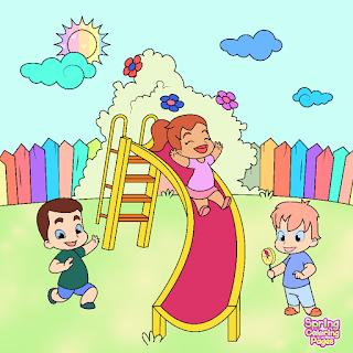 Ausmalbilder - Malvorlagen für Kinder