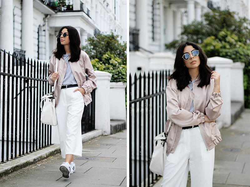 Bomber And Culottes