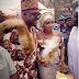 Congrats to Nollywood Actor Ken Erics as he traditionally marries his bride (Photo)