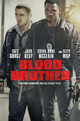 Blood Brother 2018 DVD R1 NTSC Latino