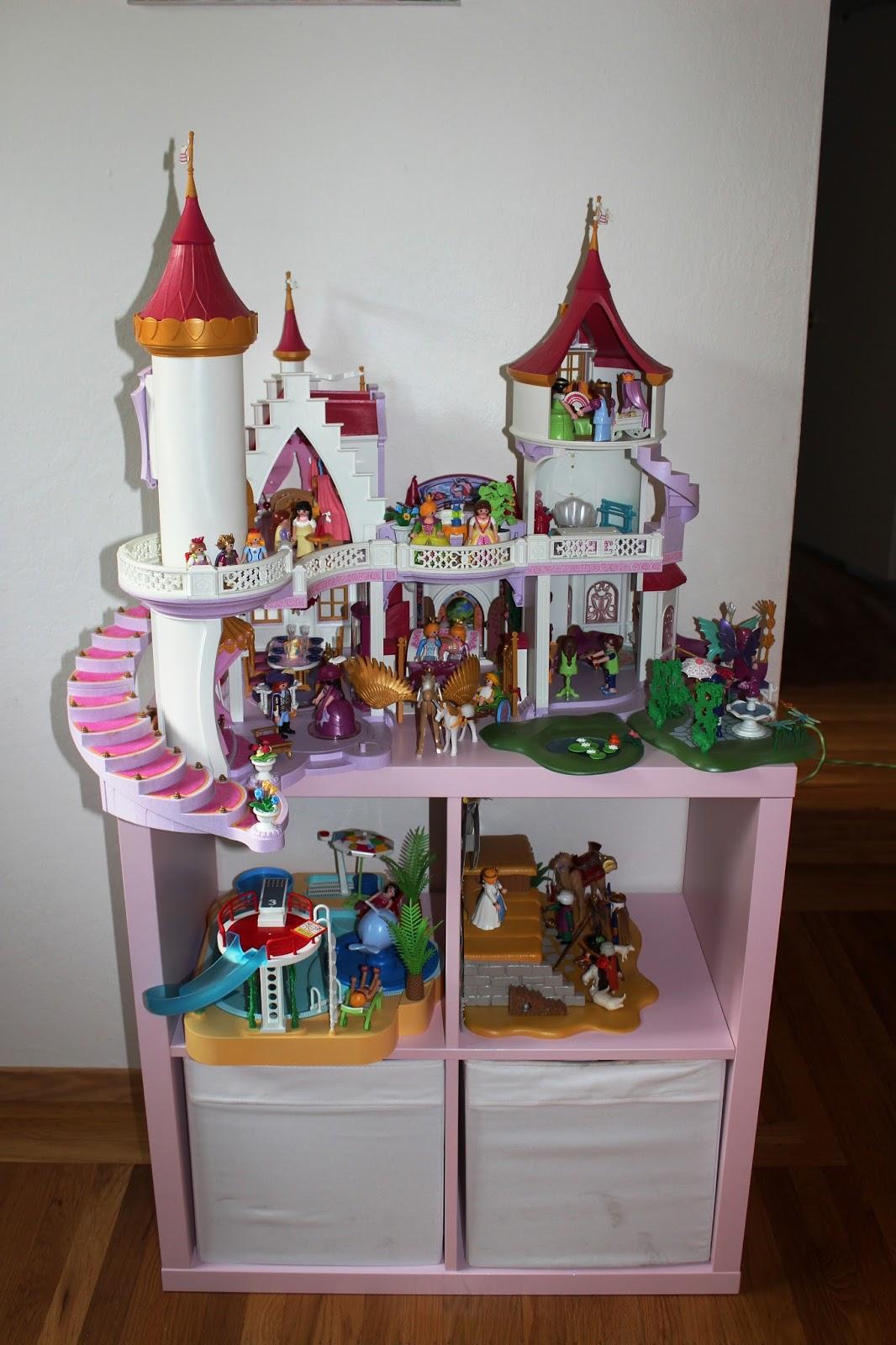 chateau de princesse playmobil excellent lot playmobil pieces chateau princesse decor caleche. Black Bedroom Furniture Sets. Home Design Ideas
