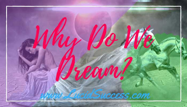 Why Do We Dream? What is Lucid Dreaming?