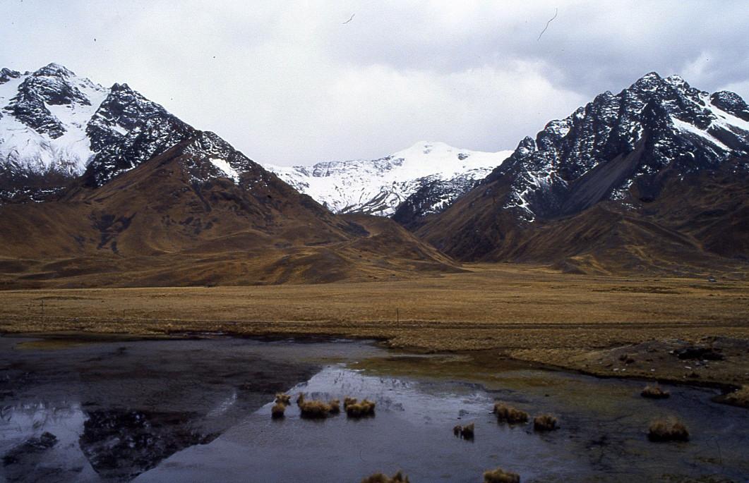 sur la route vers Cuzco…