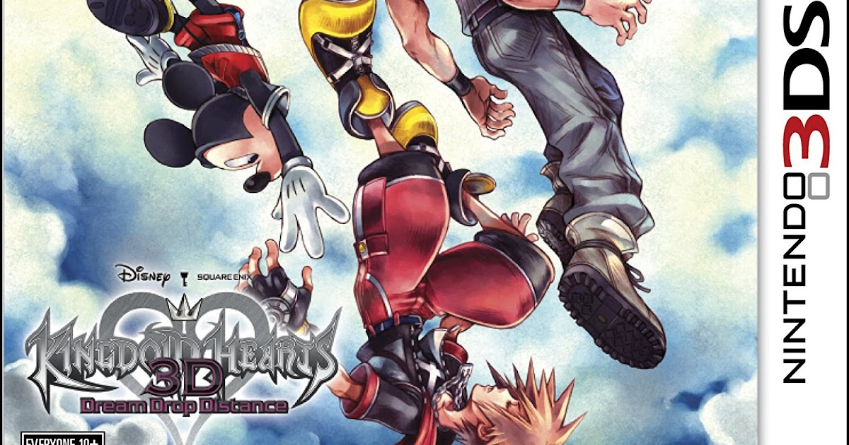 Kingdom hearts 3d: dream drop distance full game free pc, download.