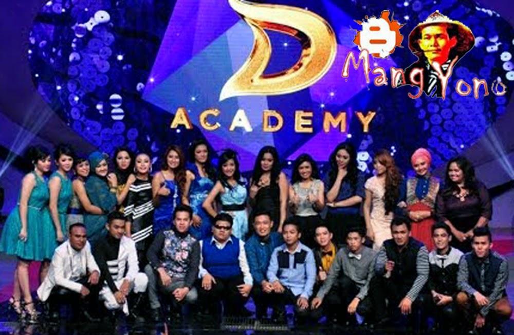 Konser Reuni Lesti Cianjur dan 35 Finalis D'Academy Indonesia