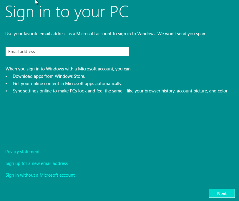 Install windows 8 8.1 from USB pendrive