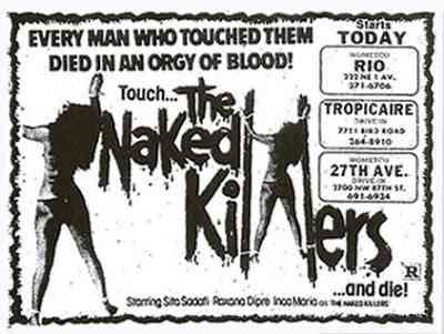 Naked Killers 1977