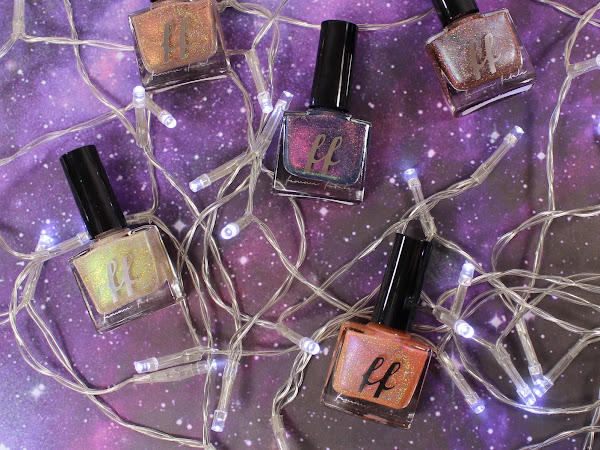 Femme Fatale Cosmetics Labyrinth Collection Swatches & Review