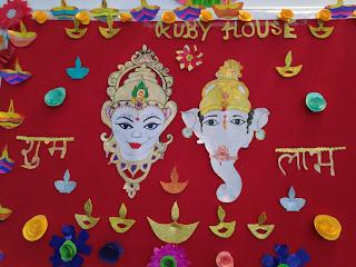 Happy Diwali Bulletin ... Festival Decorations, Diwali Decorations, Board Decoration, Diwali For Kids