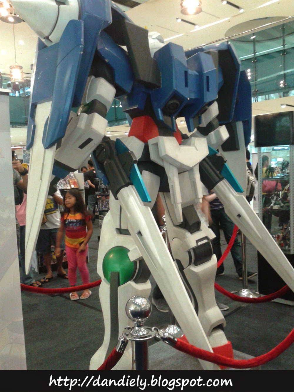 00 Gundam - Gundam Model Kit Contest 2014 Philippines