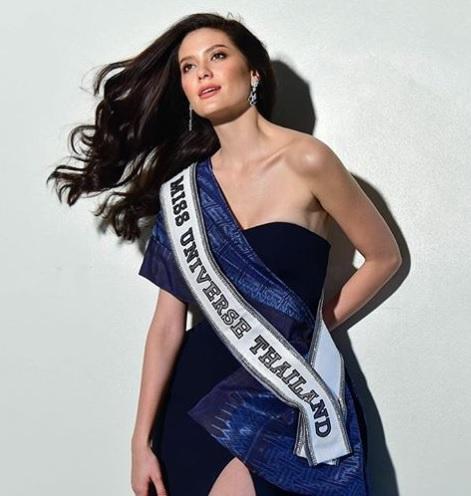 Miss Thailand Miss Universe 2017