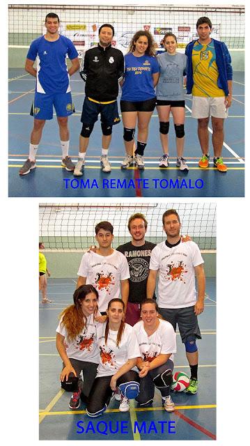 Voleibol Aranjuez en Rivas