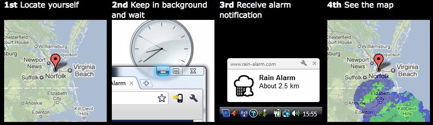 Robinson-Solutions Professional Window Cleaning: Rain Man