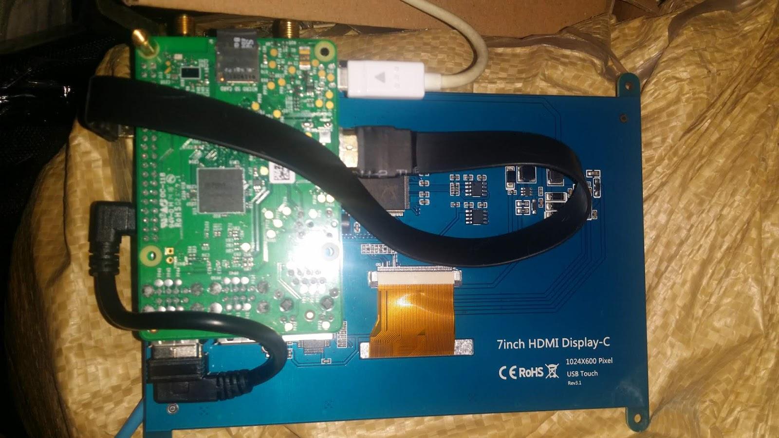 BI7JTA BLOG for MMDVM: MMDVM HDMI Desktop OS