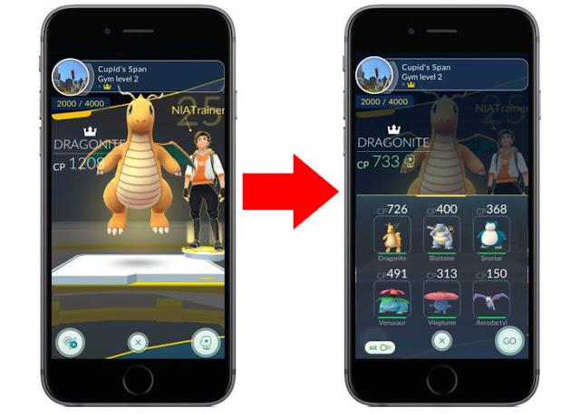 Update Pokemon Go berikutnya akan lebih adil dalam pertarungan Gym dan menangkap Pokemon langka