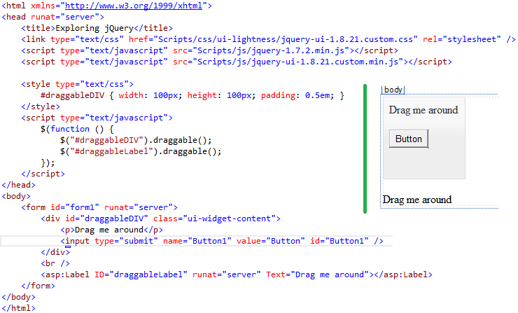 jQuery UI: Interaction Plugins