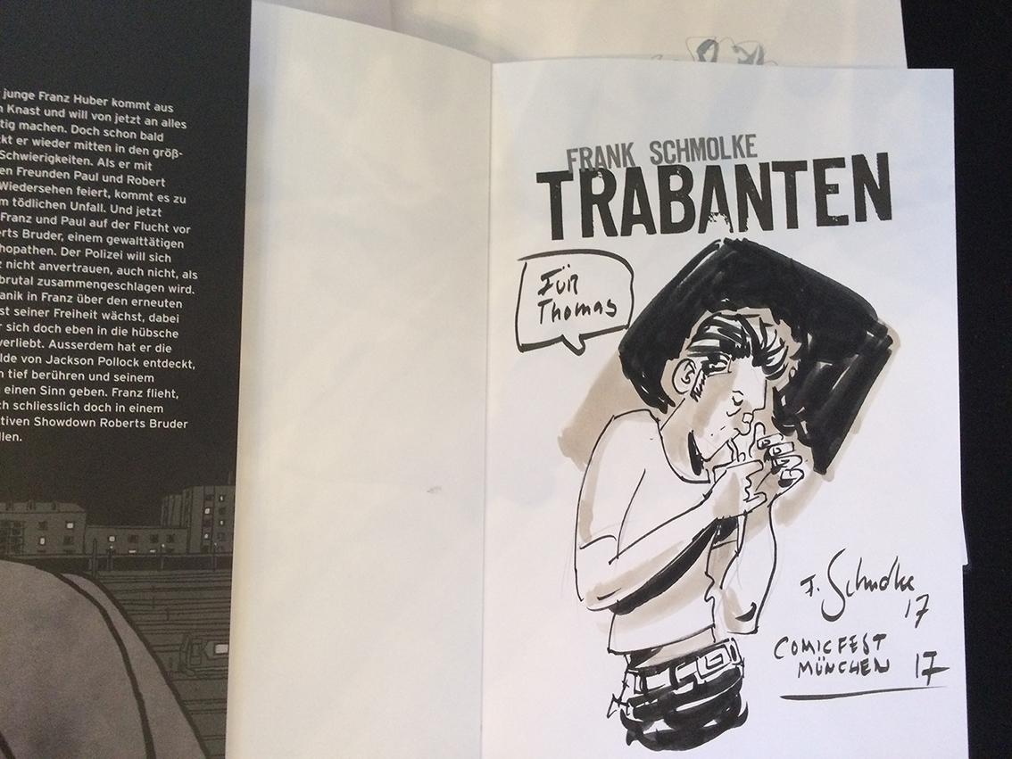 Design Len München schmolke illustrator
