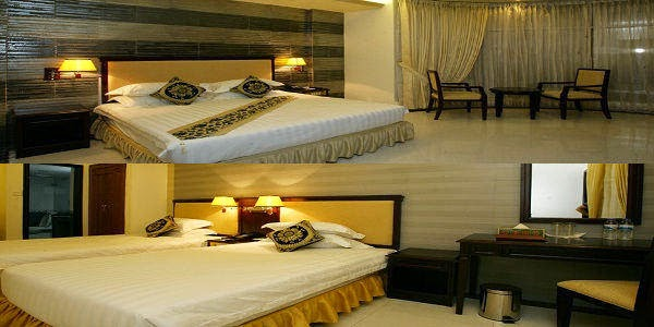 Room Tariffs of Hotel Valley Garden Sylhet
