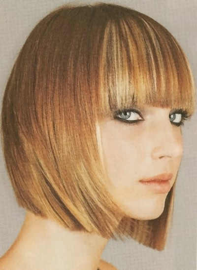 Superb Chinese Bob Hairstyle Bangs Hairstyle Inspiration Daily Dogsangcom