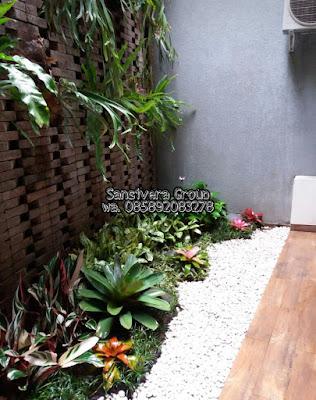 Desain Taman Indoor Kering