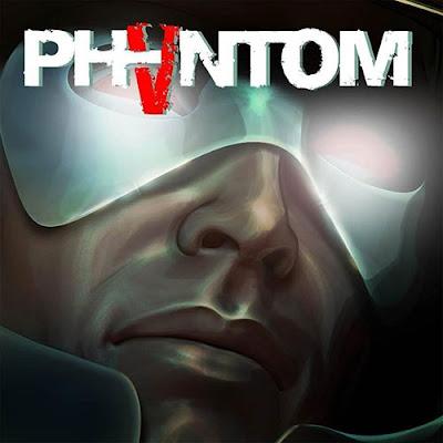 Phantom 5 - s/t (video + audios)