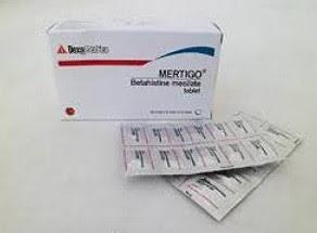 Mertigo - Manfaat, Dosis, Efek Samping dan Harga