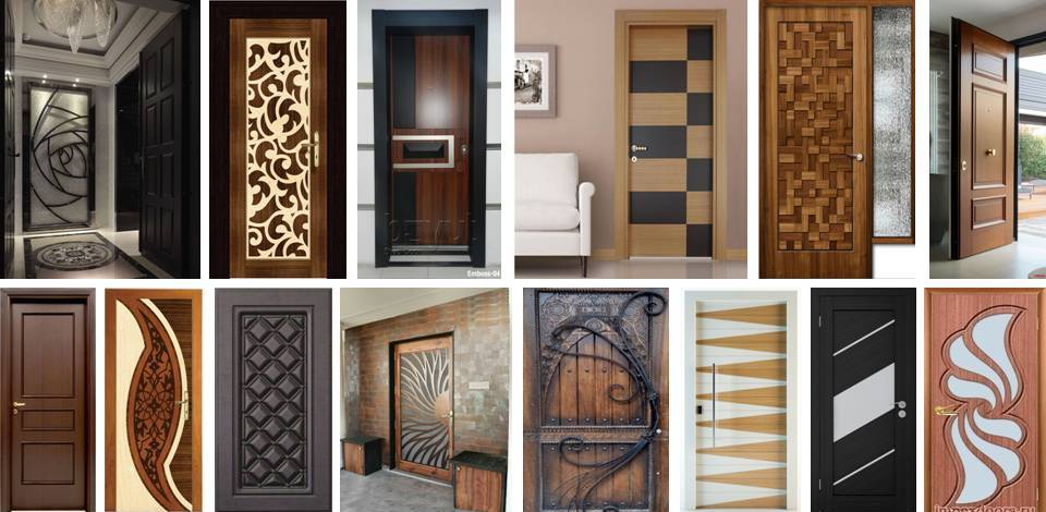 Top 20 Modern Wooden Door Designs for Home 2018