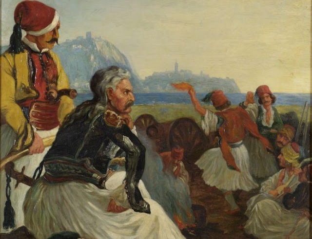 Επετειακή έκθεση «1821 πριν και μετά» στο Μουσείο Μπενάκη το 2021