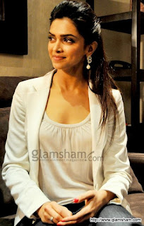 Deepika Padukone Sitting Photo
