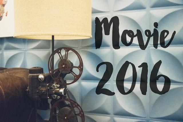 2016 Movies List