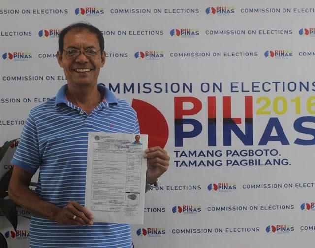 Osabel, Rene One Cebu Bogo Elections