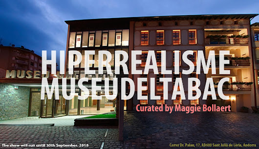 """Hiperrealisme' Curated by Maggie Bollaert."