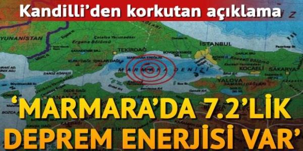 Περιμένουν σεισμό 7,2 Ρίχτερ στην Κωνσταντινούπολη