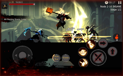 Shadow of Death v1.40.1.0 [MOD Unlimited Crystal,Skull] Apk Free Download