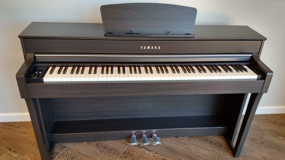 Az piano reviews review yamaha clp635 clp645 clp665gp for Yamaha clp 635 review