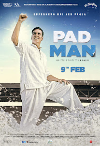Padman Poster