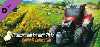 Professional Farmer 2017 Cattle and Cultivation-SKIDROW