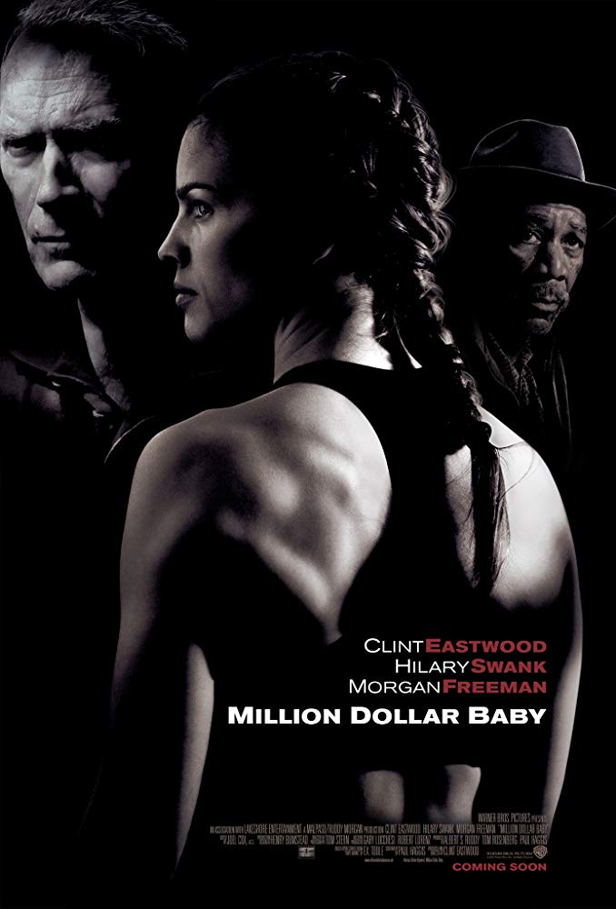 Million Dollar Baby 2004 English Movie Bluray 720p
