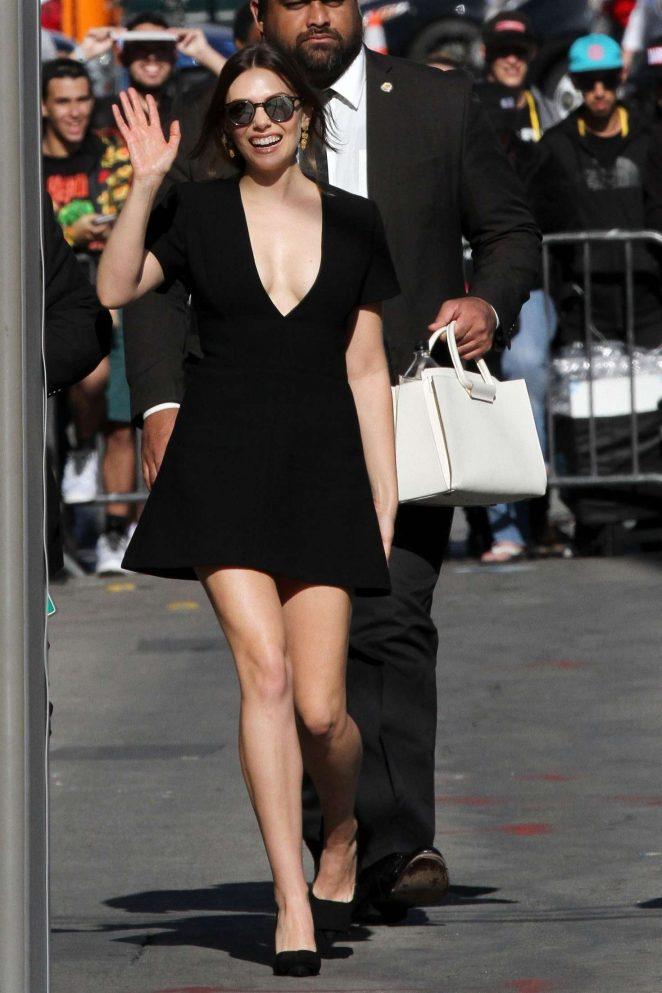 Elizabeth Olsen Hot Stills