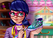 Miraculous Ladybug Desing My Shoes