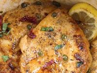 Olive Garden Chicken Piccata copycat