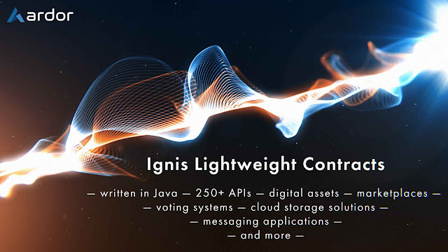 Ignis Lightweight Smart Contracts
