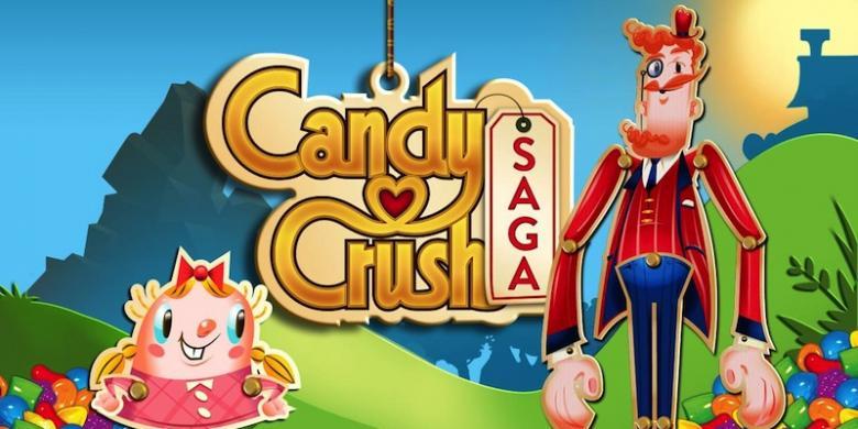 "Activision Blizzard Akuisisi ""Candy Crush Saga"" Seharga Rp 80 Triliun"