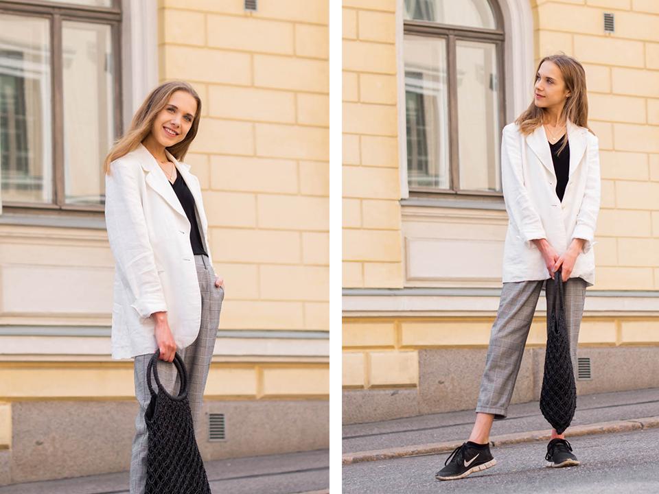 summer-bucket-list-2019-fashion-blogger-outfit-inspiration-linen-blazer-check-trousers