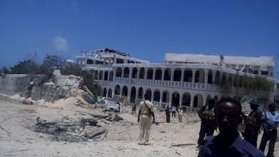Mogadishu Truck Bomb