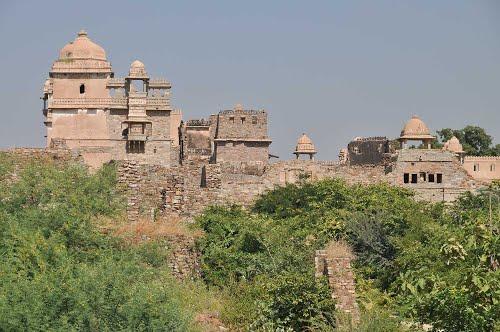 Kumbha Mahal Chittorgarh