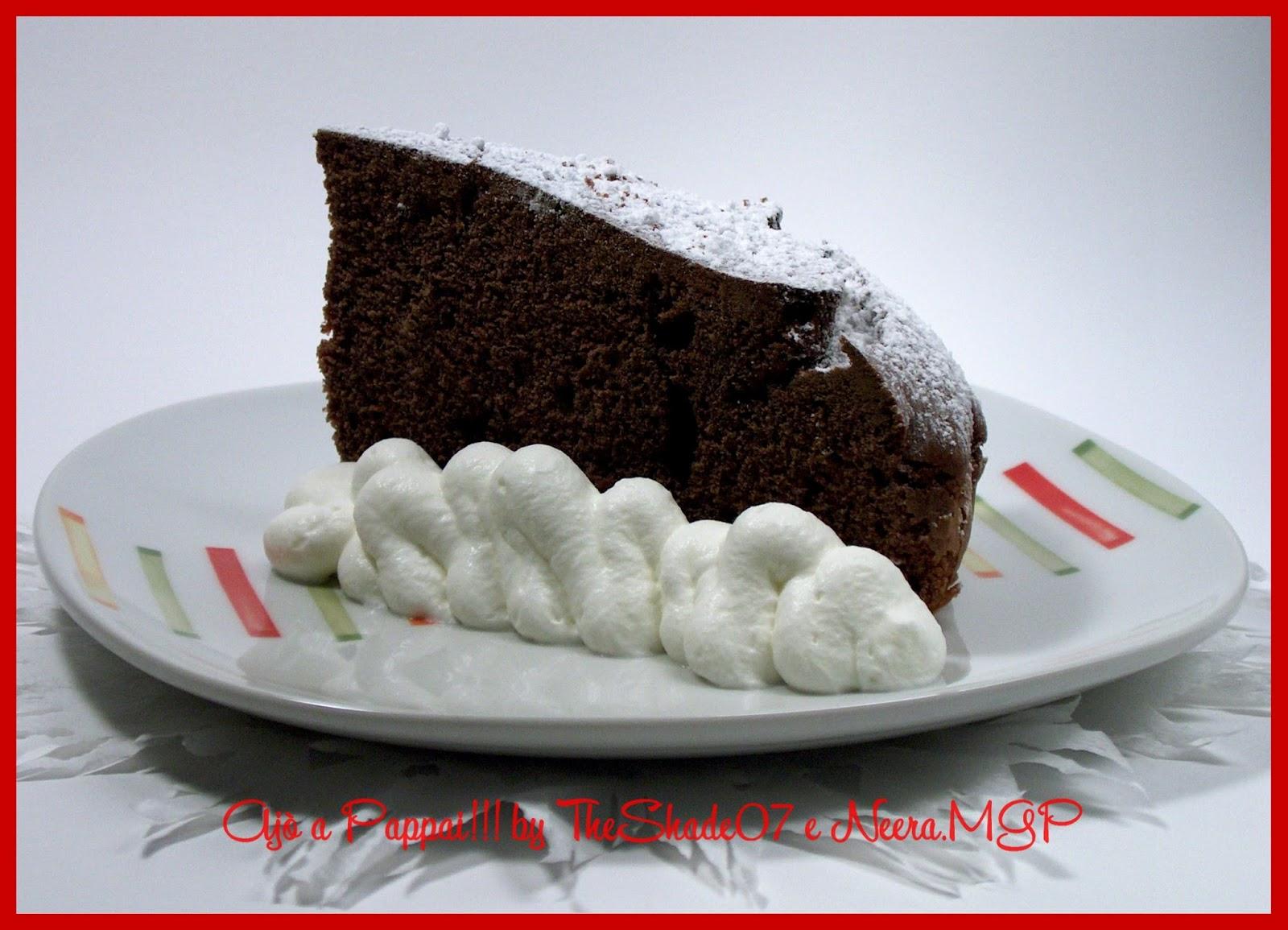 Fotografia della torta speziata chiamata Panpepato