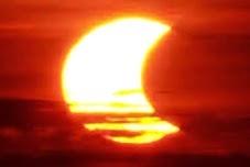 Gerhana Matahari Sebagian (Parsial)