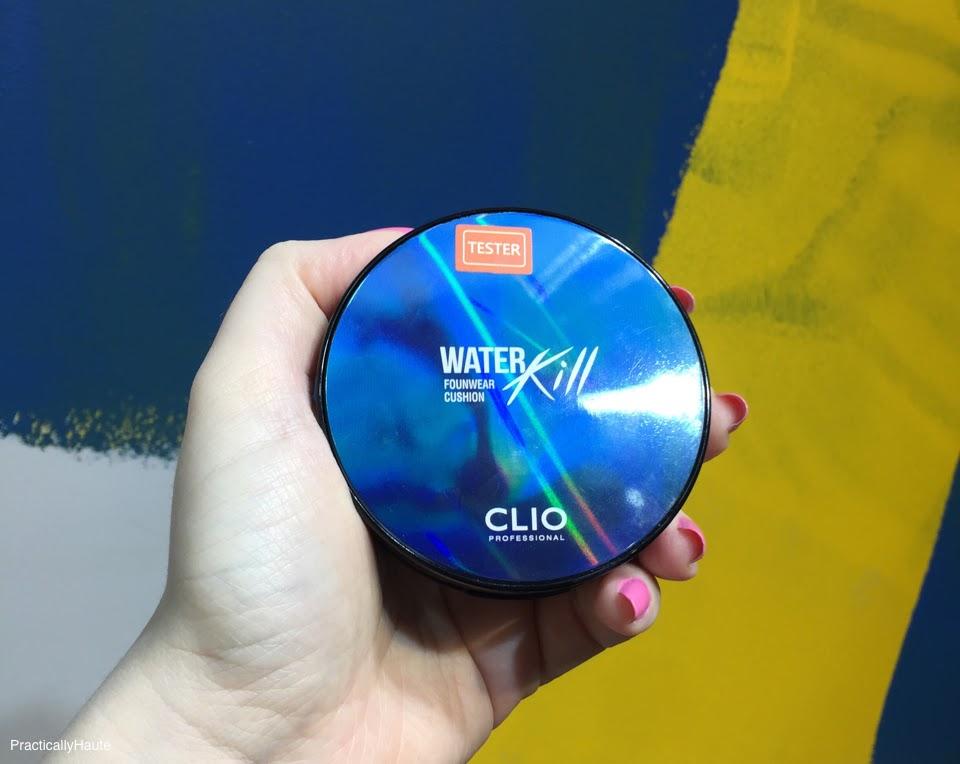 Club Clio sample sale Water Kill cushion